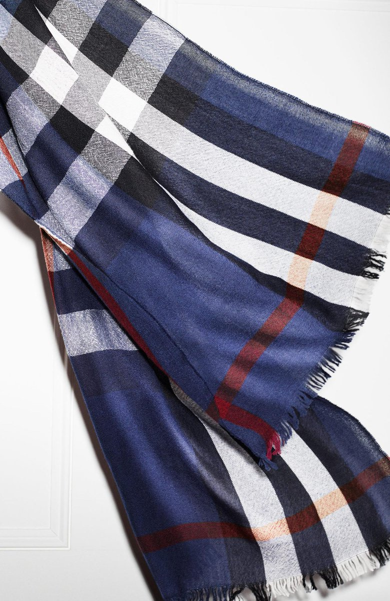 how to tell if burberry scarf is real
