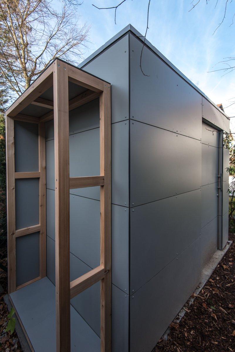 Designatgartenhaus De design garten on projektvorstellung gartenhaus mit