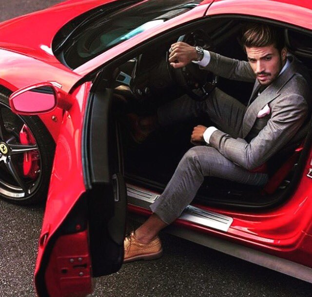 "Collectiware on Twitter: ""Italian men + italian car ..."
