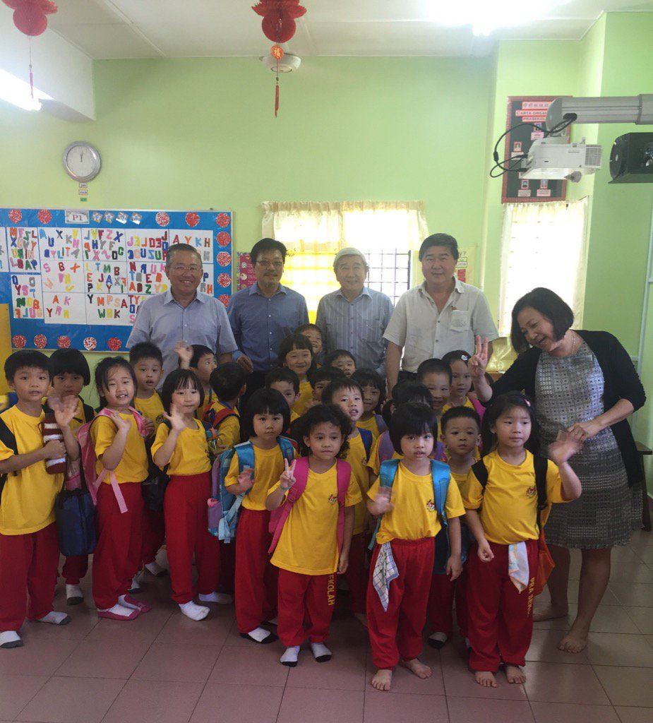 Lee Hwa Beng On Twitter Visited The Kindergarten Children Of Sjkc Tun Tan Cheng Lock In Sj As Chairman Of The School Board Https T Co 0fong8kvrx