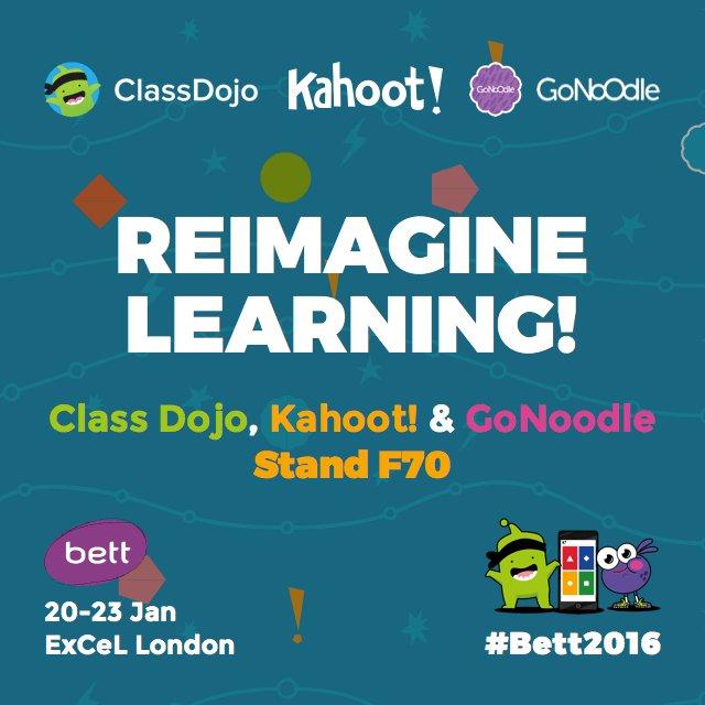 Thumbnail for Kahoot! at #BETT2016