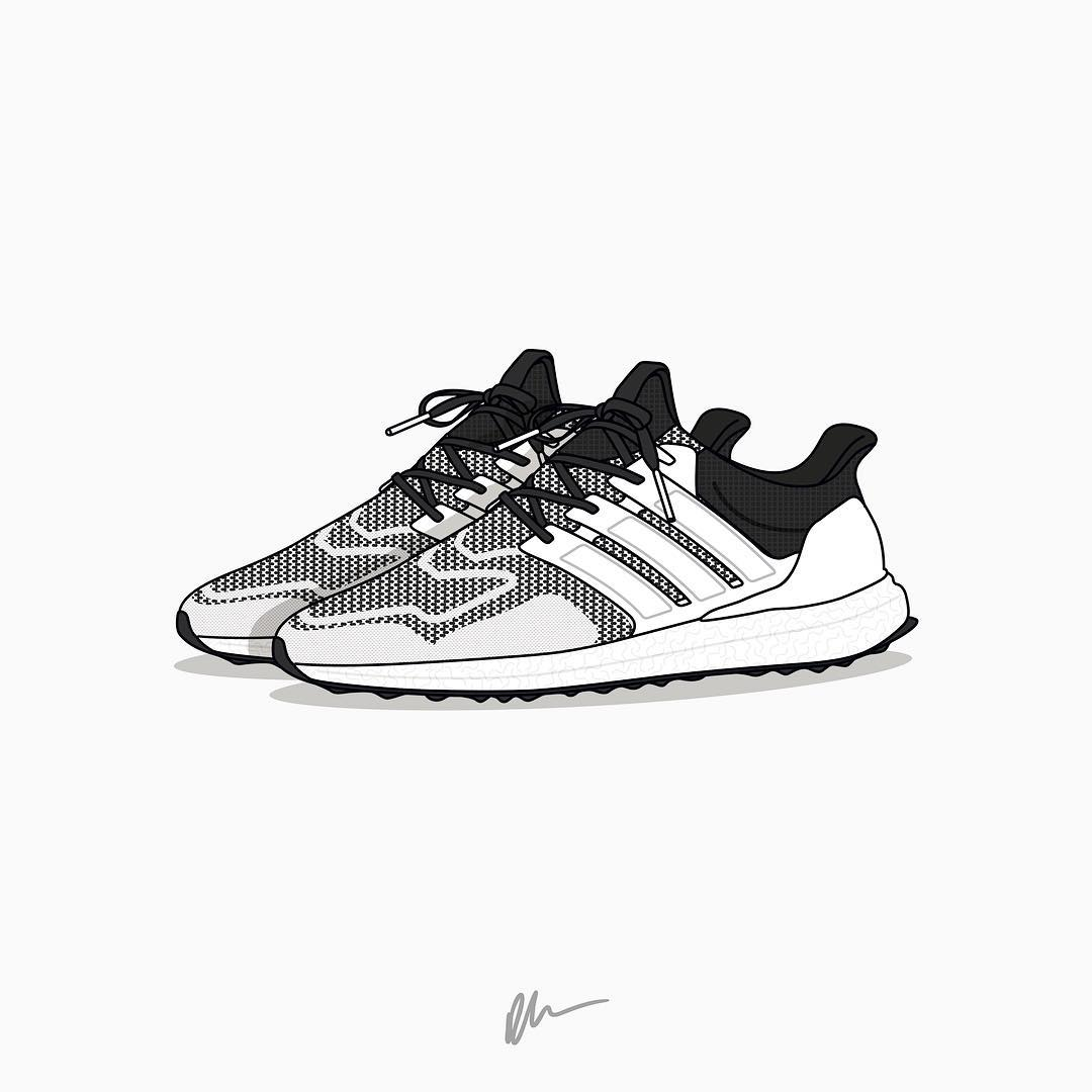 6cc7d7bd9 kickposters has made a very nice illustration of our upcoming Ultra Boost!  Check him out  https   www.instagram.com kickposters   pic.twitter.com dwLY7olHuA
