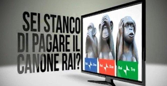 Canone Rai in bolletta con beffa per i consumatori italiani