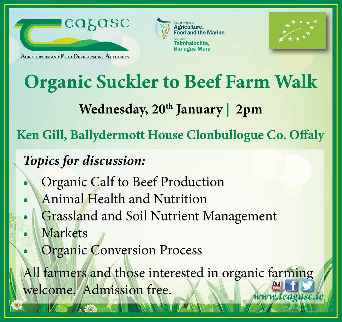 how to raise organic beef for profit