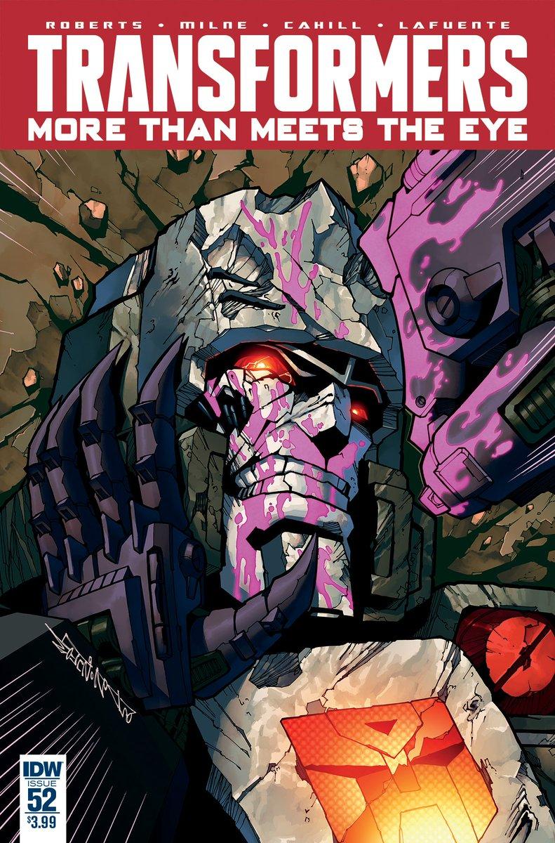 IDW Publishing April 2016 #transformers Comics Solicitations: Megatron vs Tarn, Sins, AHO,… https://t.co/XfPq7yOfw4 https://t.co/6jrlowgFsO
