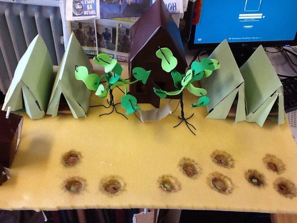 broad oak on twitter amazed by year 6 model creations fab camp