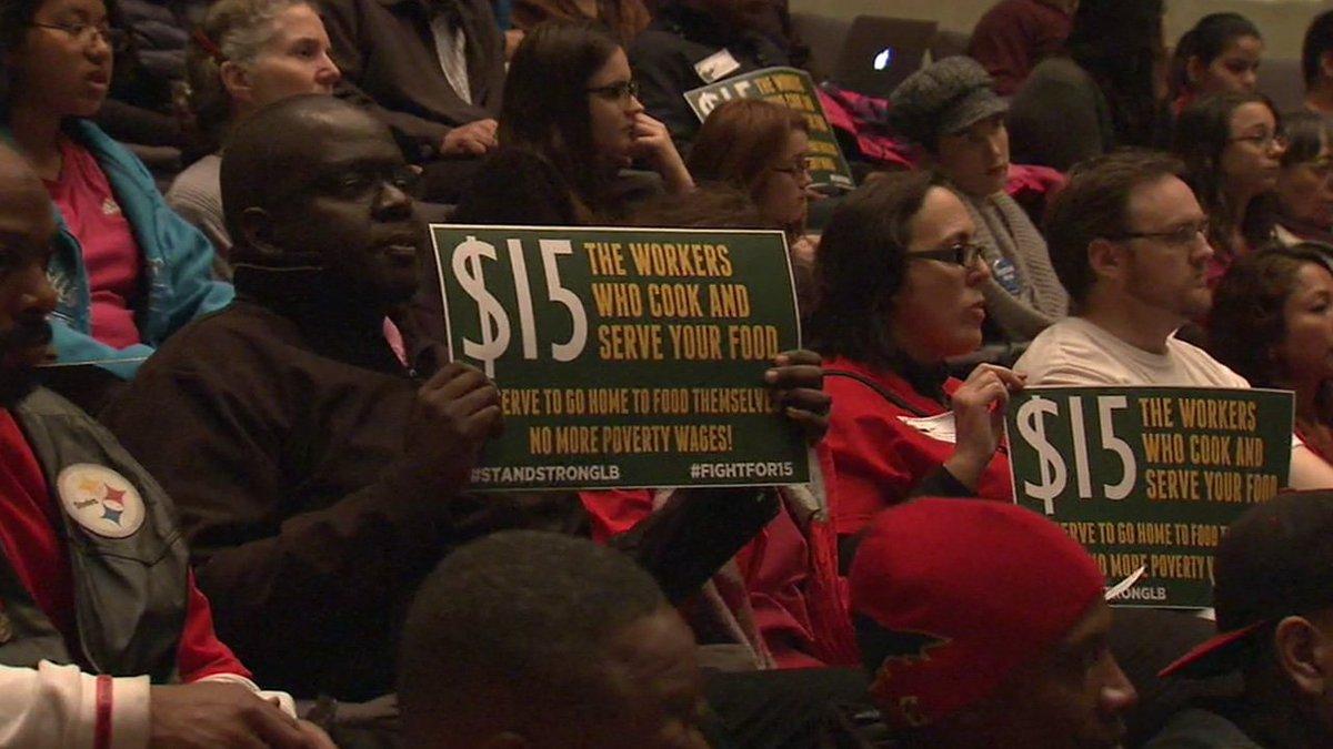 City Of Long Beach Minimum Wage