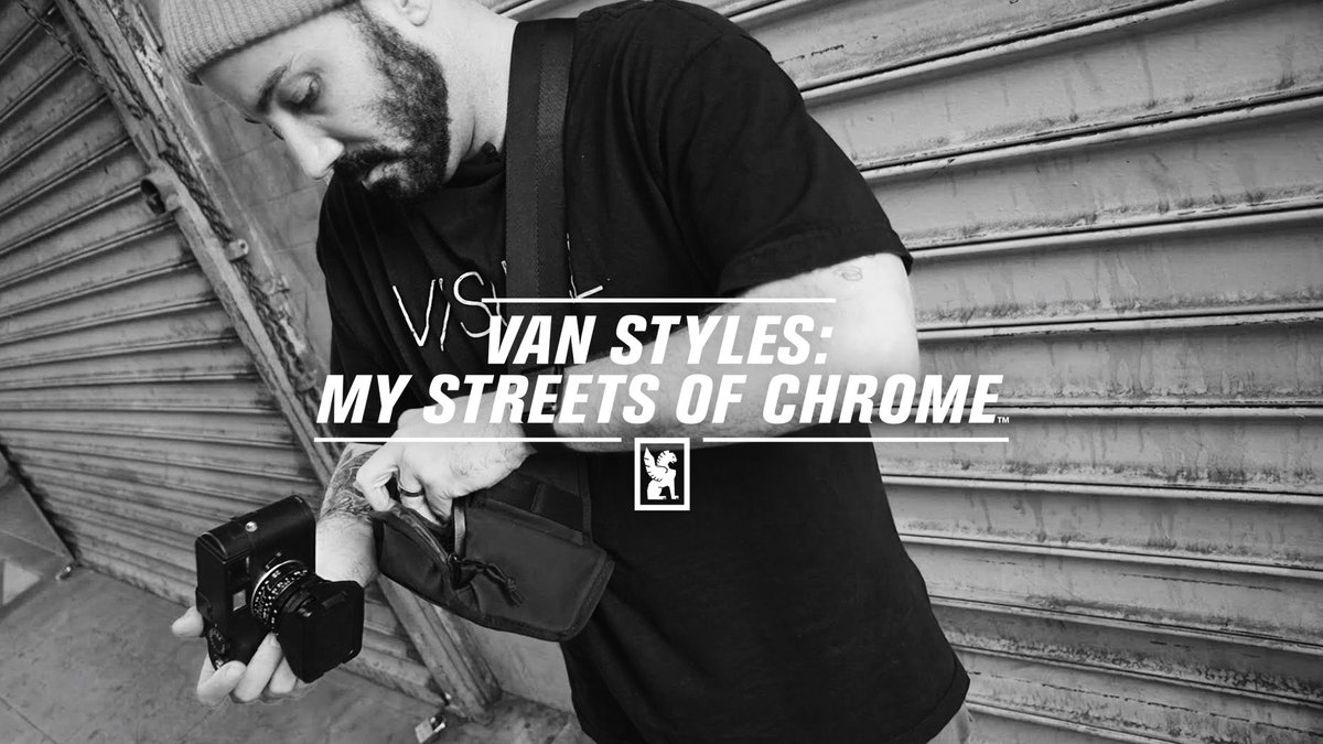 We spent a day with @vanstyles, getting rad in DT LA. See the #streetsofchrome video: https://t.co/dPBG80qQB7 https://t.co/TkNBtnOijw