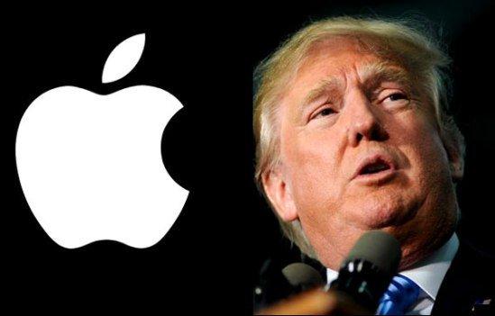 """Donald Trump esigerà che Apple produsca """"i suoi maledetti computer negli Stati Uniti"""""""
