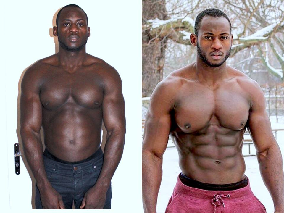 Bertrand Mbi On Twitter Before And After Fitness Training Fitfam Crossfit Motivation Fit Folowforfolow Muscle Abs Bodybuilding