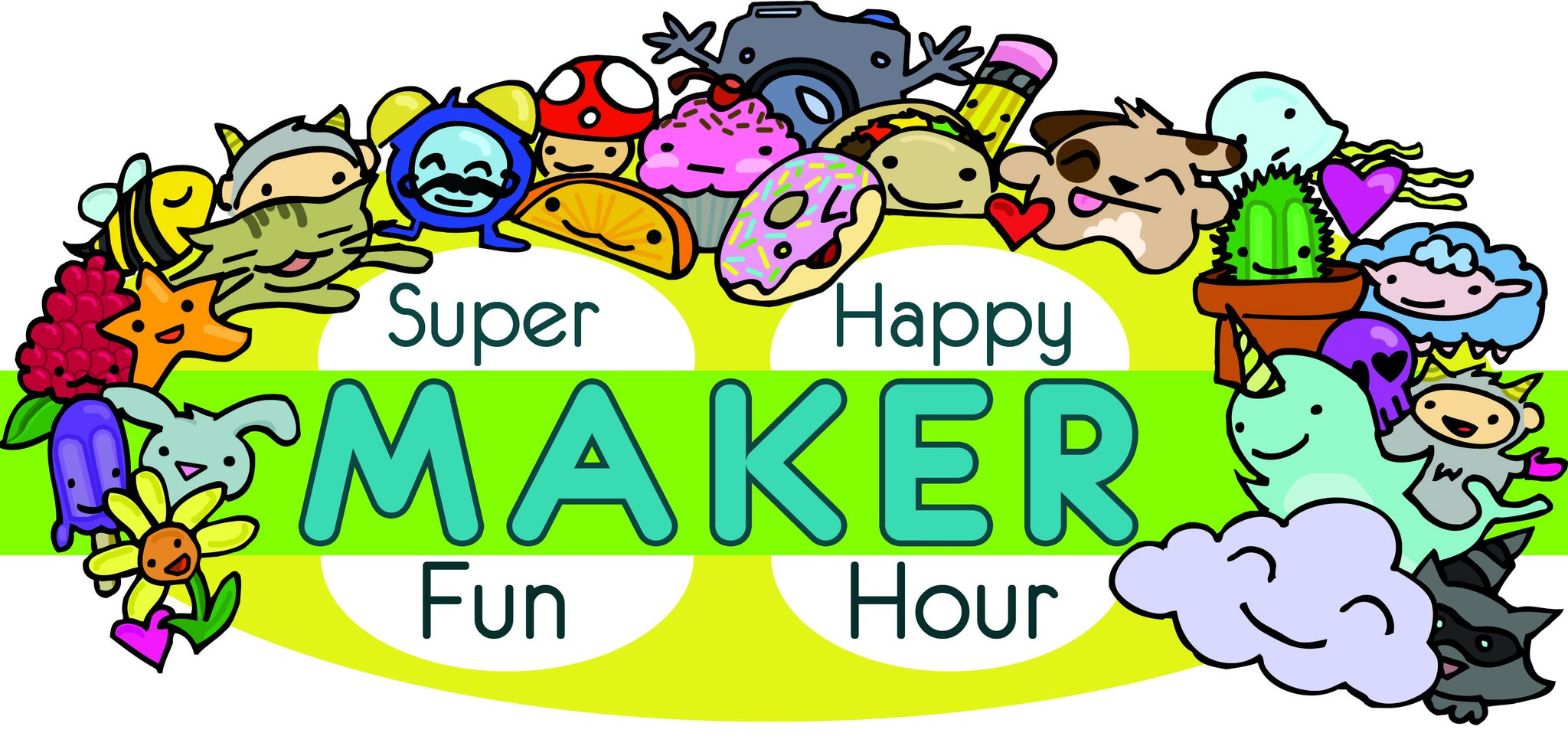 Super Happy Maker Fun Hour