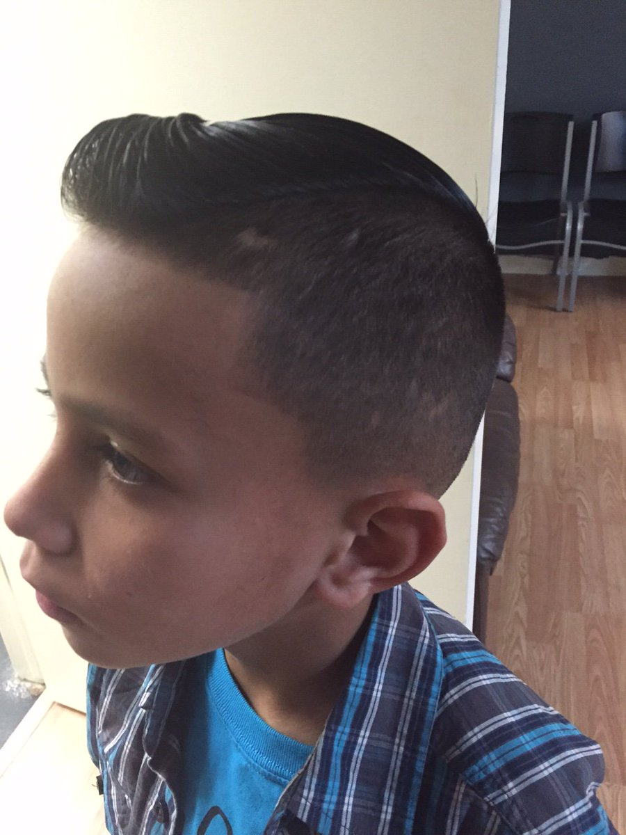 Zucos Barbershop On Twitter Retweet If You Like This Kids Haircut