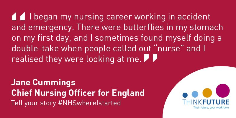 @JaneMcummings blogs about starting out as a young nurse #NHSwhereIstarted @NHSEngland https://t.co/GcJkahuY2z https://t.co/IIsAWC1uvd