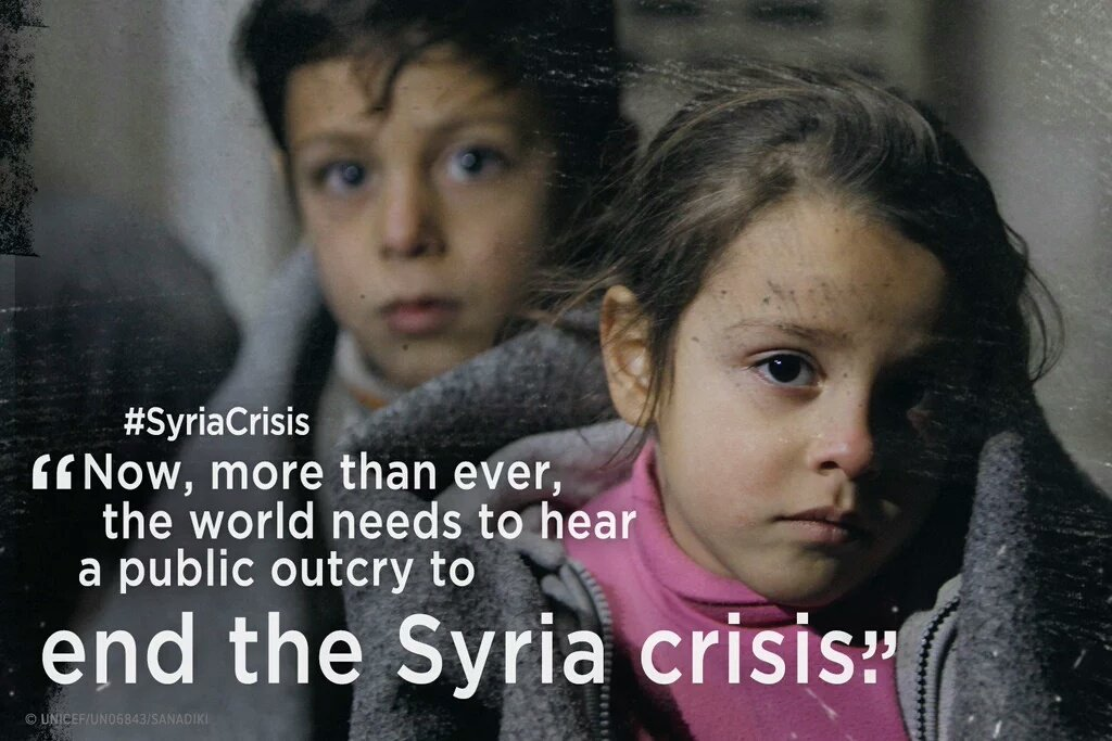 The #SyriaCrisis approaches its 6th year. The suffering deepens. RT to support https://t.co/bZckQKL1Cf #WFP