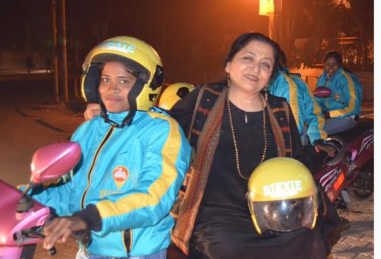Gurgaon Women - Bikxie Launches Pink. Two Wheeler Service Only For Women https://t.co/d11acFLvvq