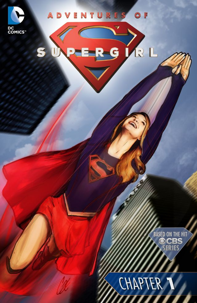 #AdventuresofSupergirl launches online in just FIVE DAYS!  Have you pre-ordered?? https://t.co/218rpynY8g #Supergirl https://t.co/zX7lsRxcBN