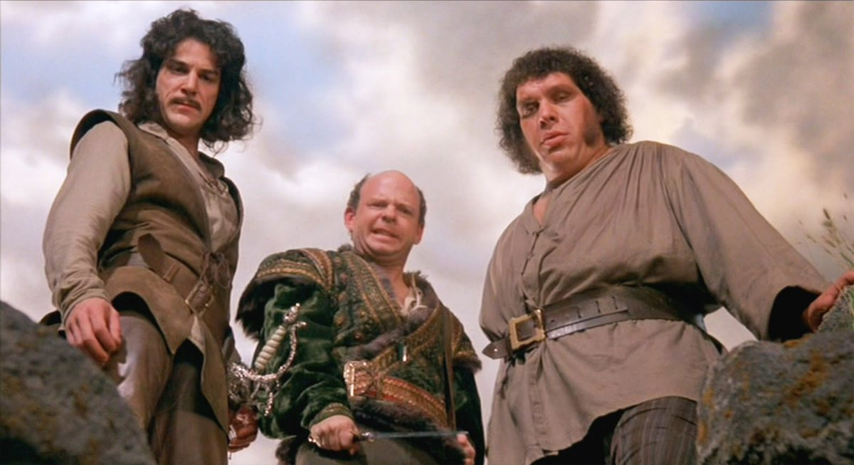 Welcome to #WeirdEd! Tonight we cover love, death, honor, swordplay, and quotable quotes- The Princess Bride. https://t.co/vjcXiZbok3