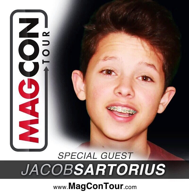 jacob sartorius on twitter i ll be joining magcontour as a