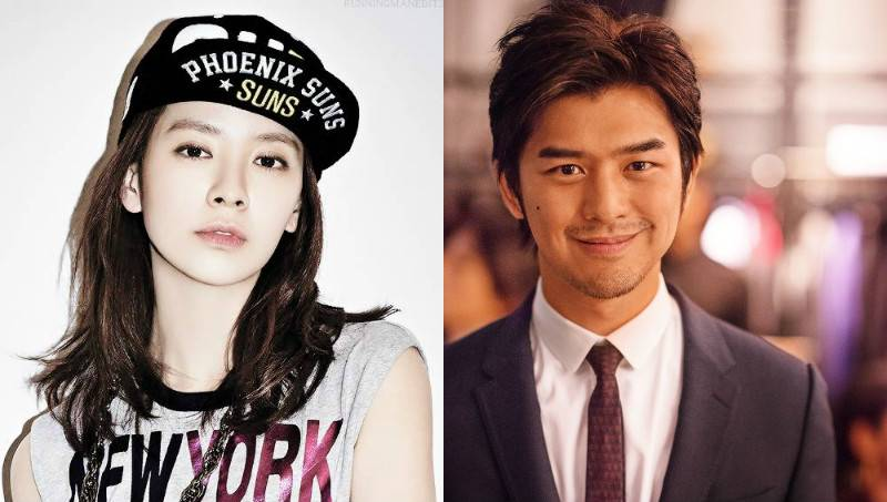 song ji hyo and chen bolin latest news