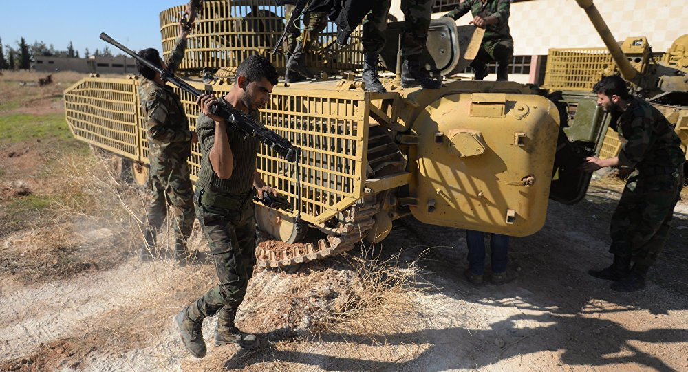 Syrian Armed Forces (Photos, Video) - Page 6 CZOePgbWIAAn3h9