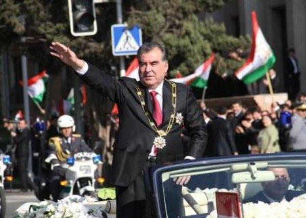 Orta Asya'nın İrani Dilli Ülkesi Tacikistan