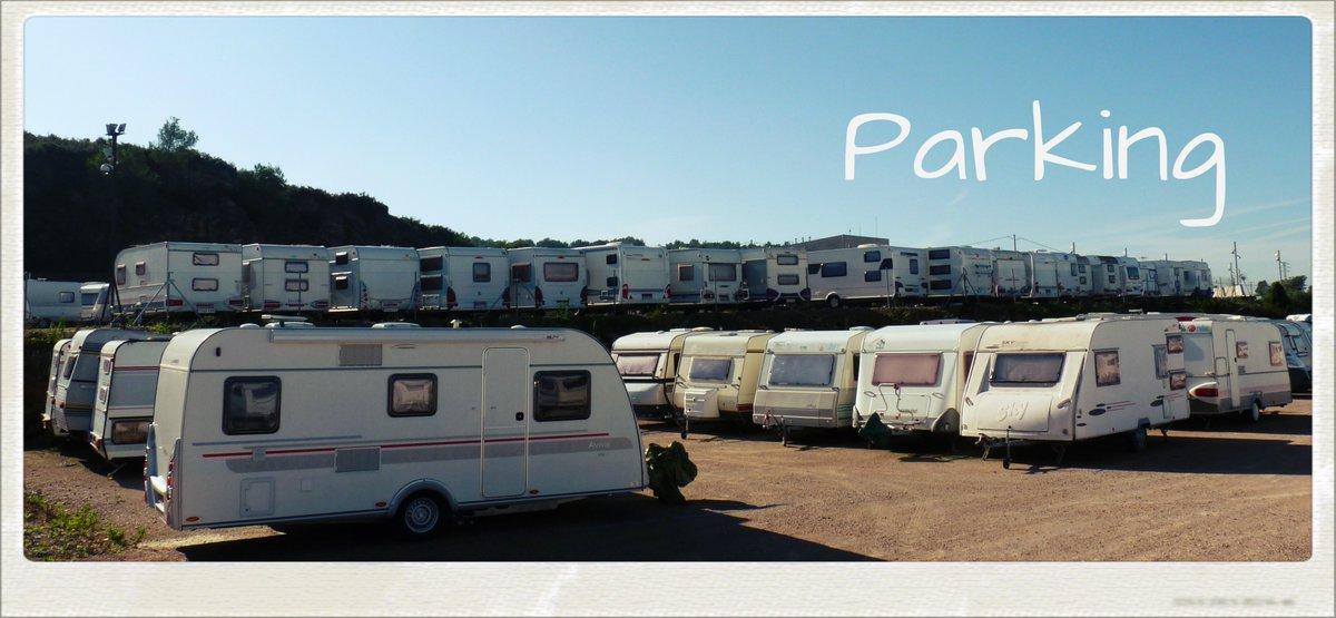 Ven a ver nuestro #parking #caravana #autocaravana #entradaysalida #revisióngratuita #descuentos #cuidamosdeella