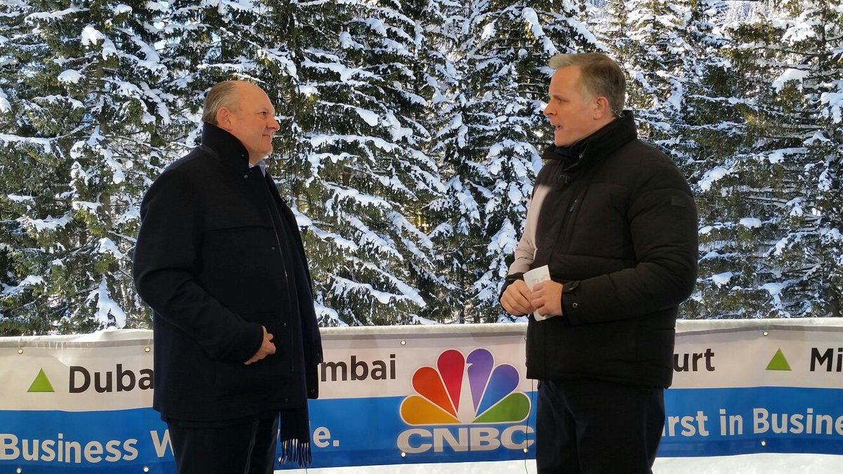 Low interest rates and investor complacency are driving markets, says ICAP CEO Michael Spencer #WEF16 https://t.co/YKGssAhBwu