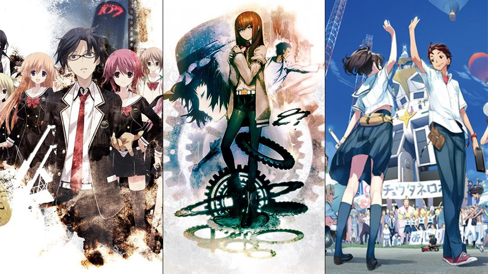The Massive World of #SteinsGate, Explained https://t.co/lObKalAAwc #roboticsnotes #chaoschild #chaoshead https://t.co/ZKYm35xnQ2