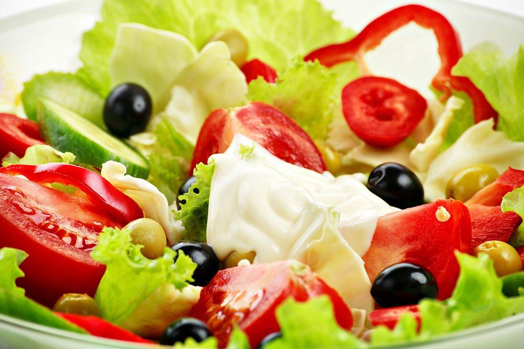 Праздничная низкокалорийная диета