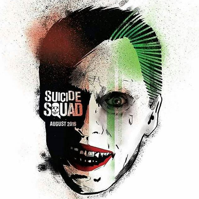 Jared Leto IS The Joker Part 12 Archive The SuperHeroHype
