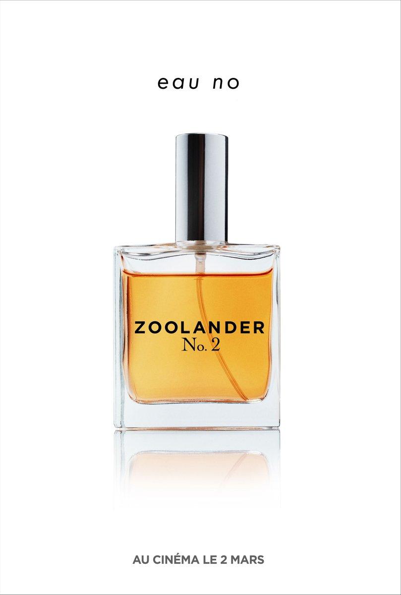 Cartel On Twitter Zoolander 2 Un Faux Parfum Pour La Promo Du