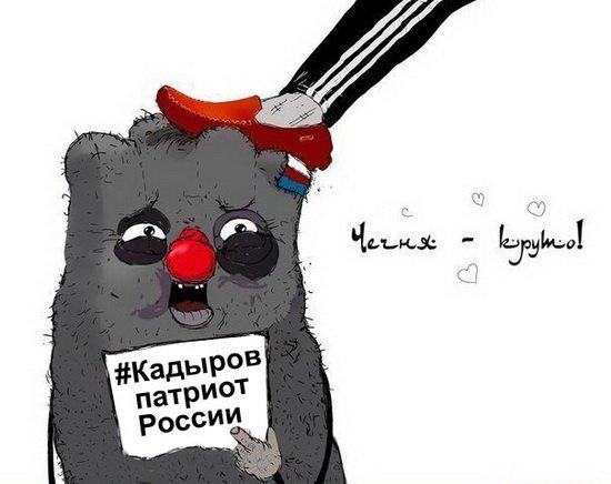 Россия готовит теракты в оккупированном Крыму для дискредитации Украины, - командир батальона имени Джохара Дудаева Осмаев - Цензор.НЕТ 6397