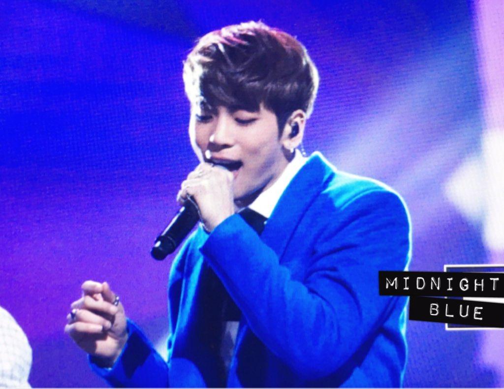 160121 Jonghyun @ 2016 Golden Disc Awars. CZQHoa2UYAEcF1S