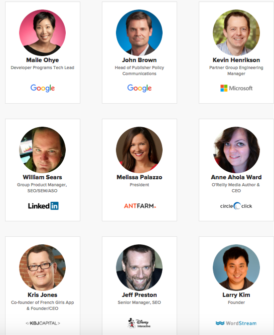 Happy to announce @maileohye of Google has joined the lineup at #SEJSummit Santa Monica https://t.co/9HwZPs9JIR https://t.co/eBpjPFxDpB