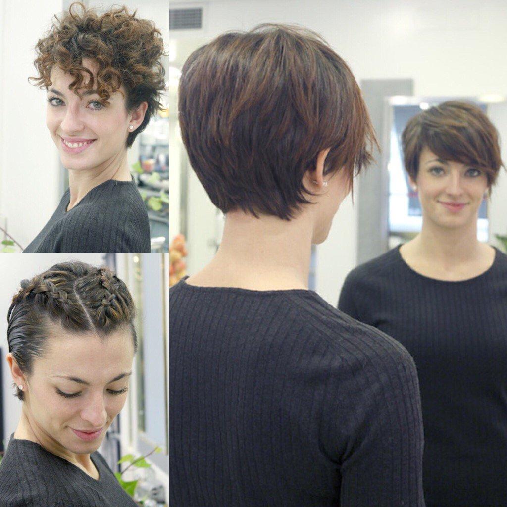 Videos para hacer peinados con pelo corto