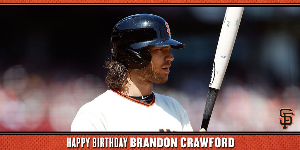 who is brandon crawford dating The last og star gave us a glimpse at her past online dating crawford revealed to the uk who is currently dating 13 reasons why star brandon.