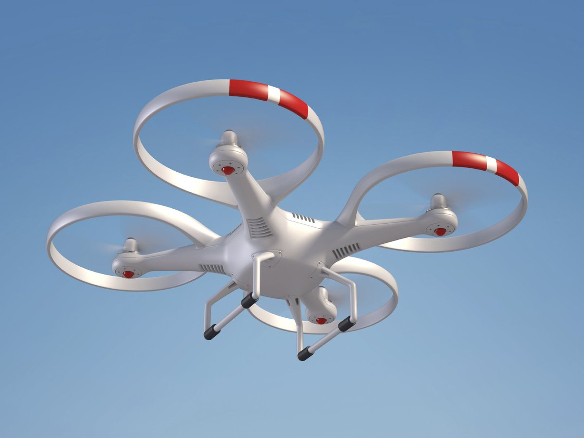Today is the last day to register your drone free after the $5 rebate. https://t.co/gECND0BQf9  #drones #FlySafe