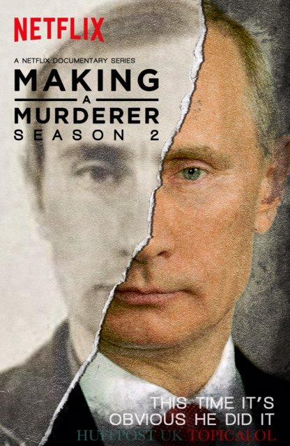 Netflix reveal details of next season's Making A Murderer. (done for @huffpostukcom) #Litvinenko  https://t.co/Q1xRYrPsKj
