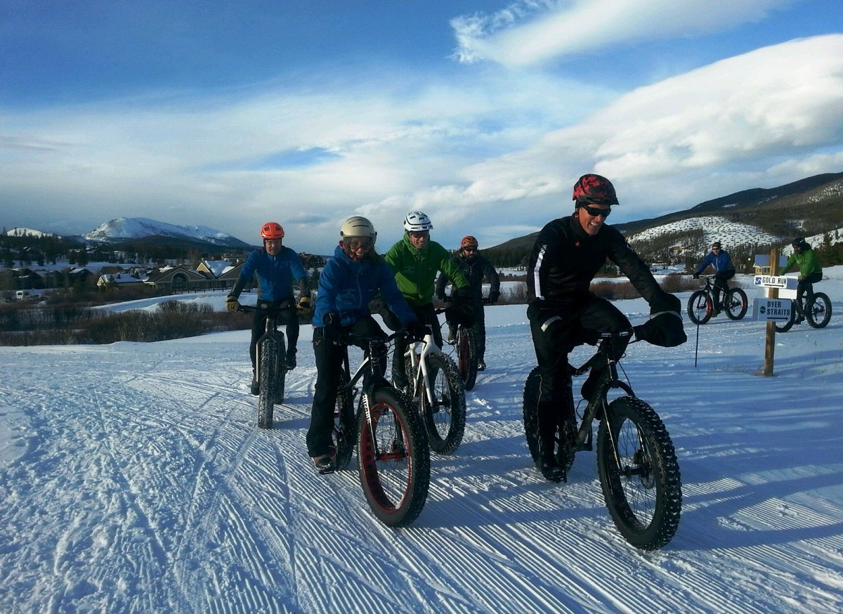 Our @TownofBreck Open Space Advisory Commission experiencing fat biking, one of the newer user groups on our trails. https://t.co/7ce3LC7bCu