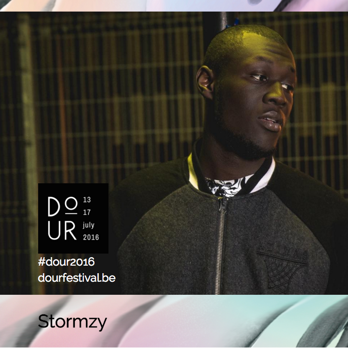 NEW! Stormzy @stormzy1 at @dourfestival 2016 https://t.co/JIRN62p29H #dour2016 https://t.co/gNVI6QfmeK