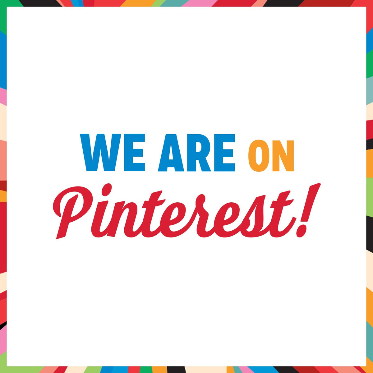 Have you heard the news? We are on Pinterest now! Follow us here: https://t.co/AcuuGKLDpS https://t.co/ePEVIEOHgY