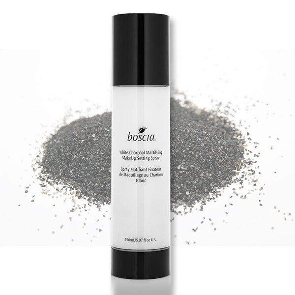 Our NEW White Charcoal Mattifying Makeup Setting Spray uses the finest grade of charcoal. RT this post to #win! https://t.co/TPW840vYqO