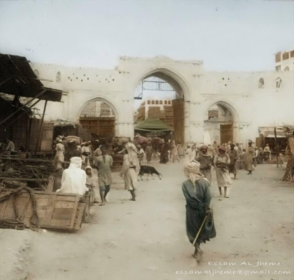 صورة جميلة لمدينة جدة عام 1942م CZRBs2JUsAEwoRd