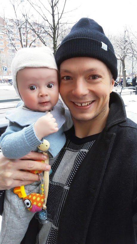Maria Månson Auf Twitter Flotte Fyre Trætte Efter Babysvømning