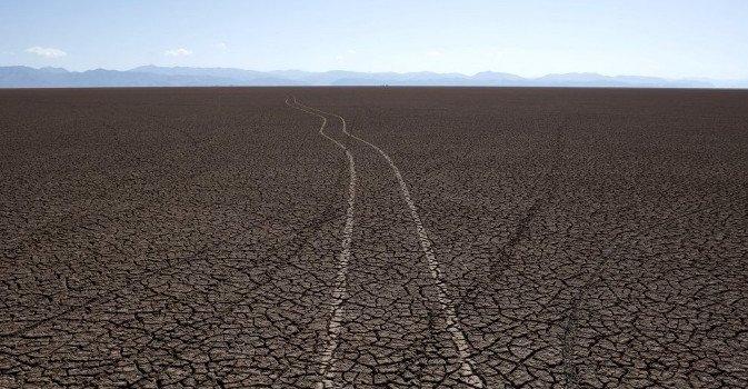 Catastrofe naturale in Bolivia: dove un tempo c'era il bacino del lago Poopò