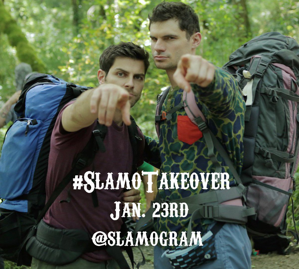 Guess who will be takin over our Instagram? @flula @mistergiuntoli @a_simmons #HONEYBUDDIES #SLAMOTAKEOVER https://t.co/zVKQriDnEX