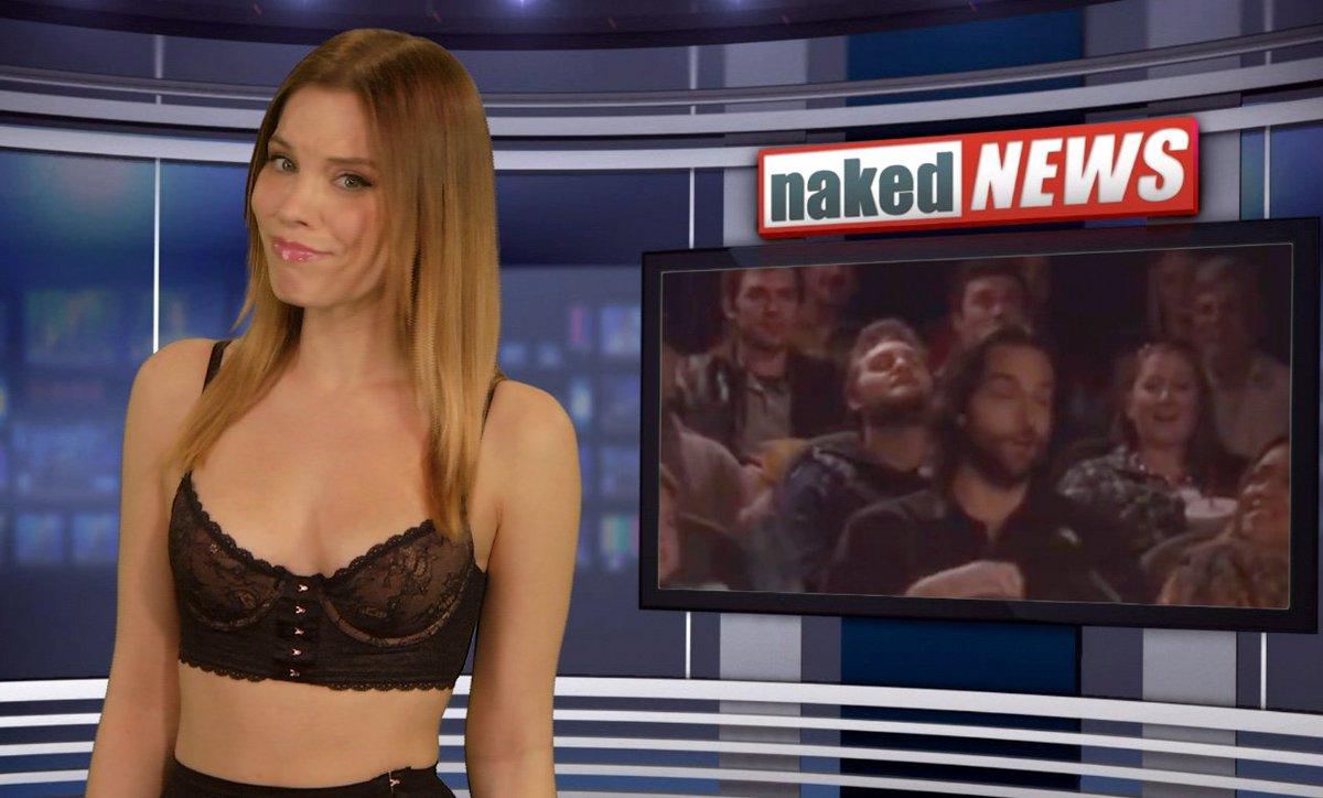 Naked news porn pics