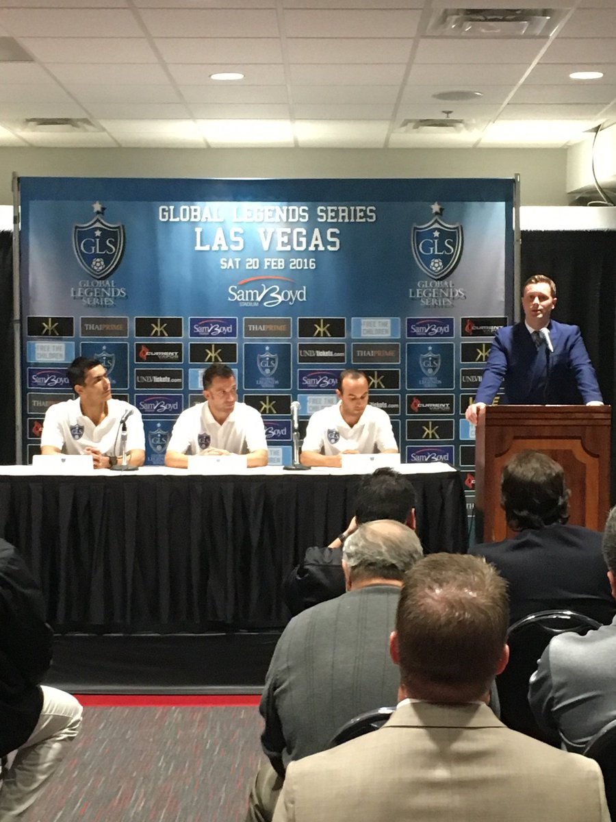 . @jdyandle CEO & co-founder of @glsfootball at today's press conference at @ThomasAndMack. https://t.co/3nxhBhlgi1