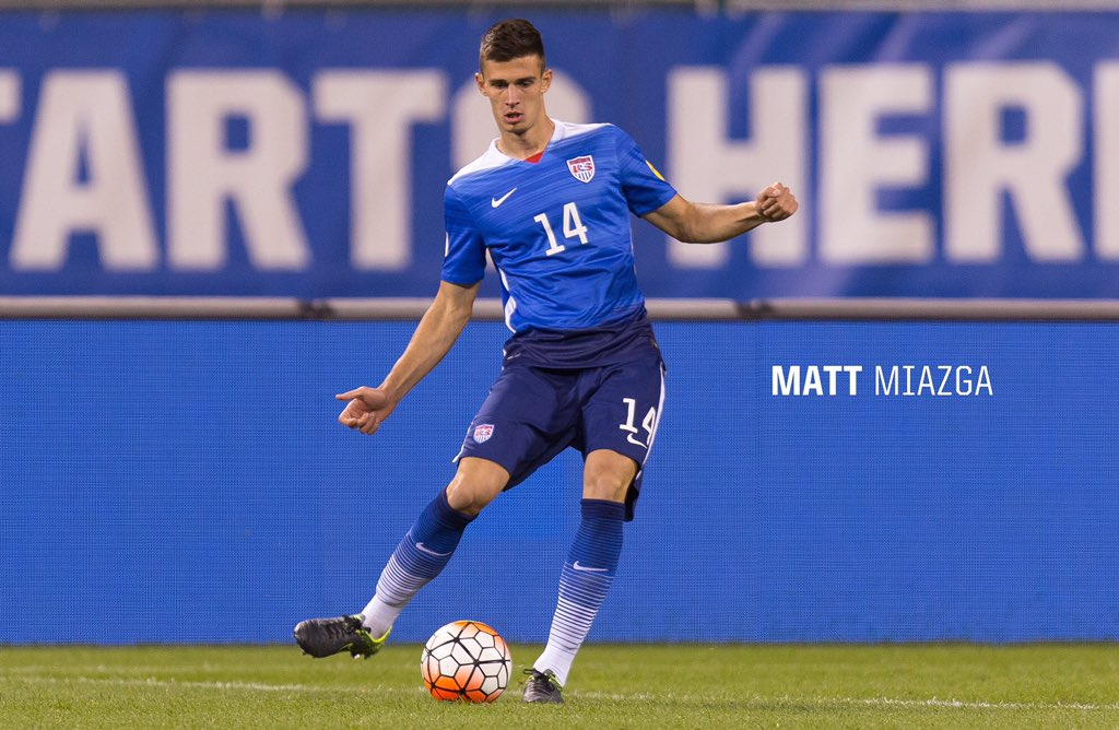 We're 30 minutes away from @MattMiazga3's takeover! Tag your questions with #MeetMiazga.