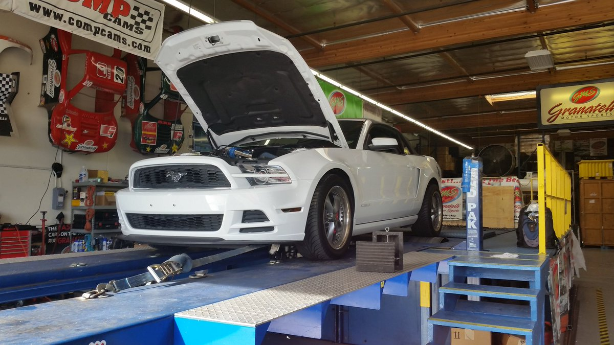 mustangdyno hashtag on Twitter